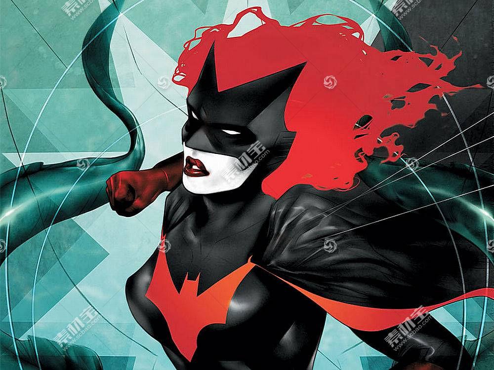 漫画壁纸,蝙蝠女侠,壁纸(18)