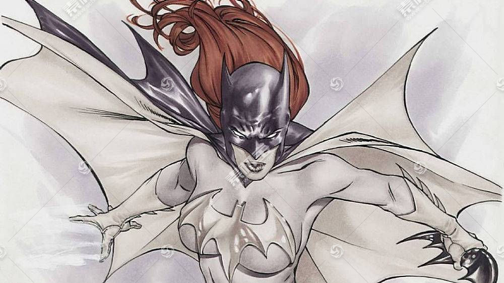 漫画壁纸,蝙蝠女侠,壁纸(8)