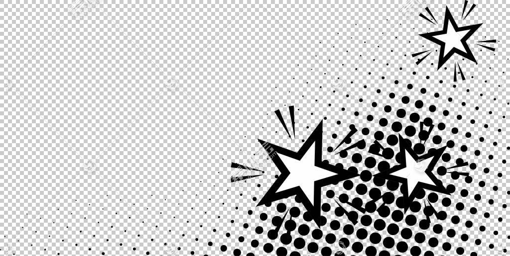 半色调皇室 - 圈子,卡通对话,星星装饰PNG剪贴画卡通人物,角度,星