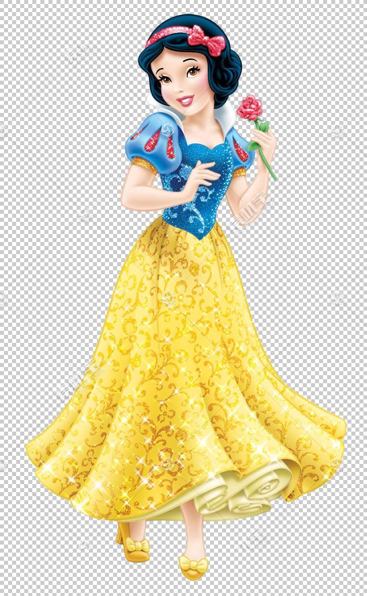 白雪公主和七个小矮人邪恶女王魔镜,白雪公主公主,白雪公主PNG剪