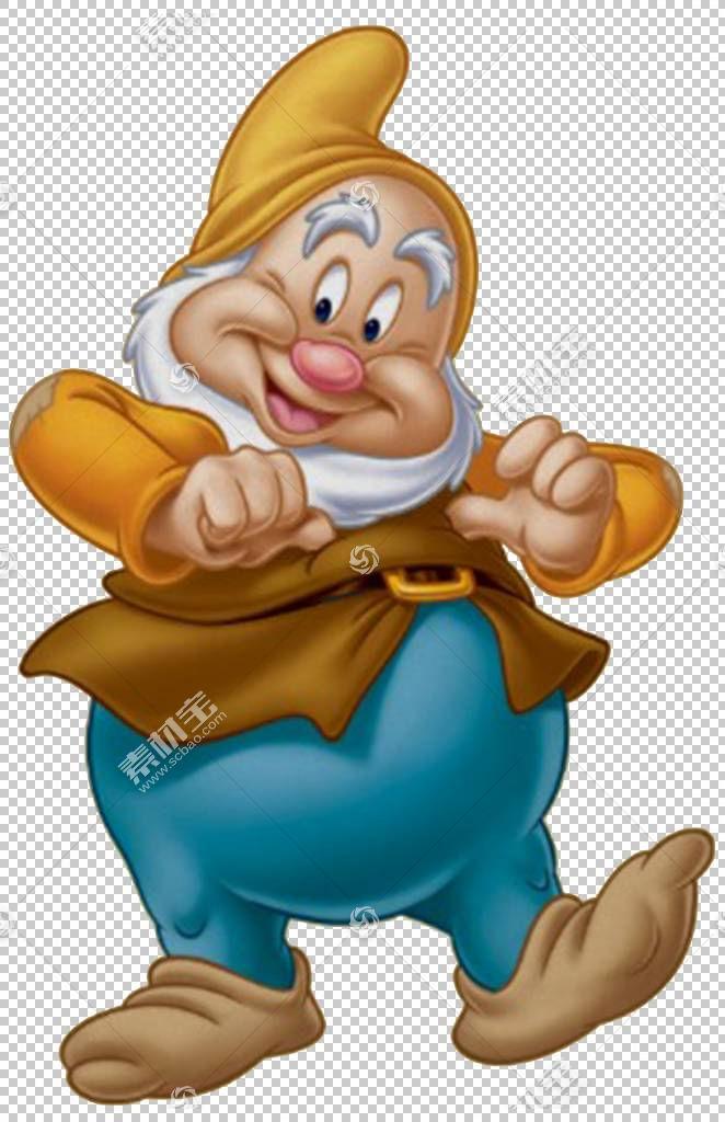 白雪公主魔镜七个小矮人脾气暴躁的Sneezy,矮人PNG剪贴画食品,手,