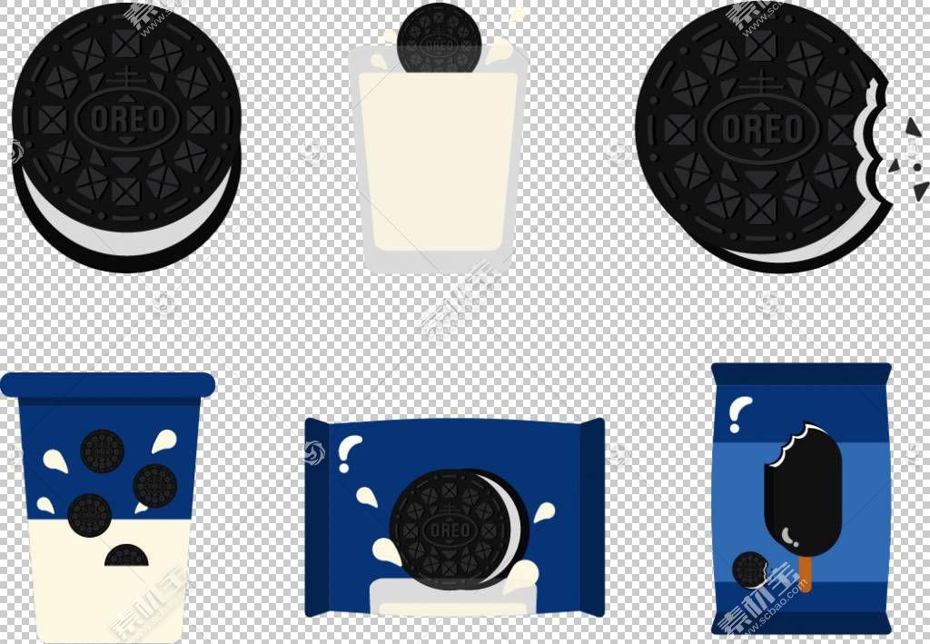 Oreo Biscuit,Cookies PNG剪贴画生日快乐矢量图像,黑色,封装的Po