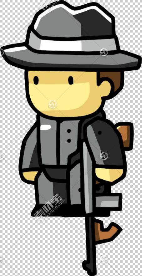 黑帮,黑帮透明PNG剪贴画图像文件格式,帽子,卡通,犯罪,互联网,暴