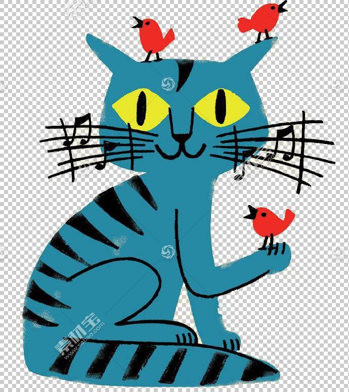 黑猫小猫图画,动画片小猫胡子PNG clipart卡通人物,猫像哺乳动物,