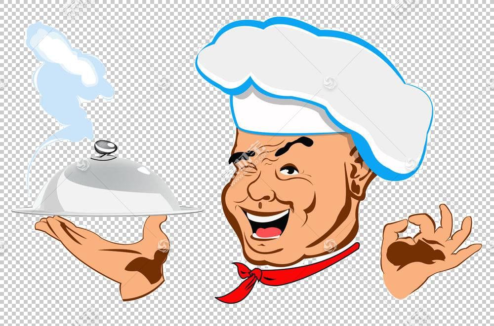 汉堡芝士汉堡烧烤厨师,厨师大象PNG剪贴画食品,帽子,动物,手,人,