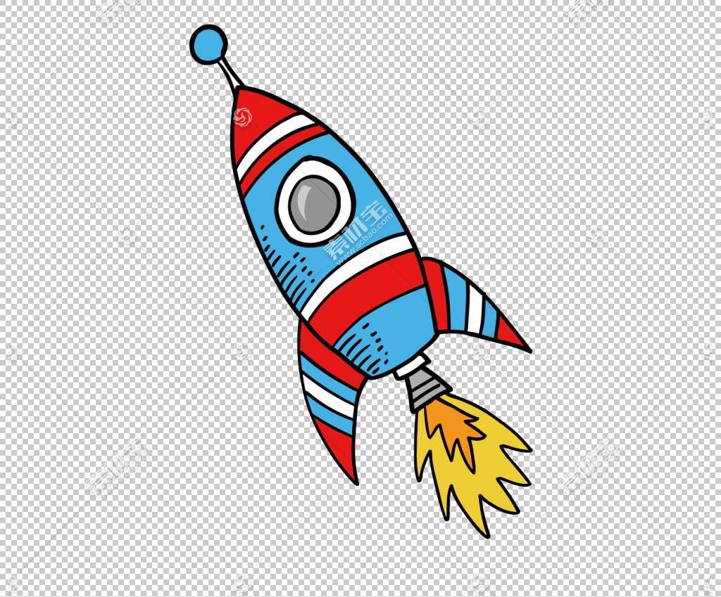 火箭绘图,材料卡通火箭PNG剪贴画卡通人物,模板,宇宙飞船,生日快