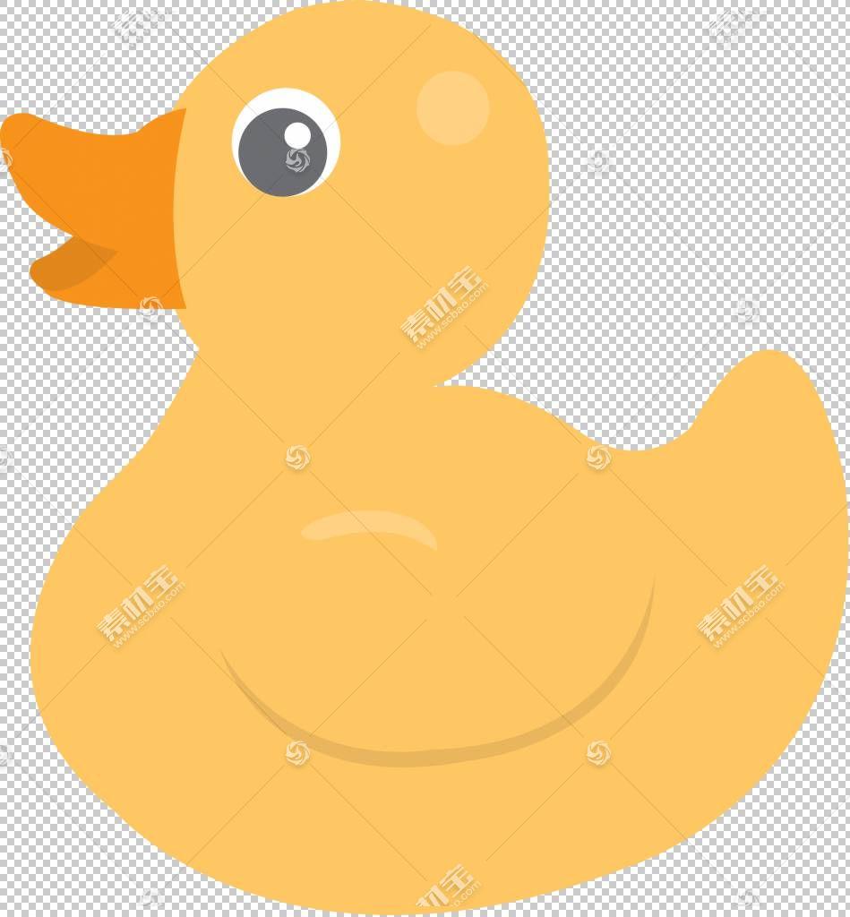 鸭,鸭PNG剪贴画动物,婴儿,橙色,鸡,脊椎动物,婴儿,唐纳德鸭,卡通,