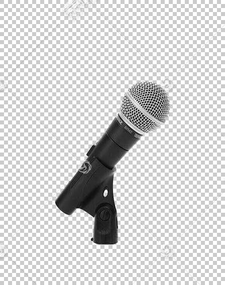 麦克风舒尔广播,广播麦克风PNG剪贴画电子产品,卡通,黑色,声音,画