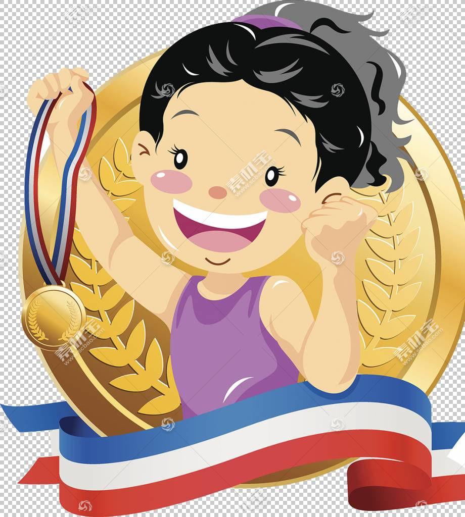 金牌锦标赛,体操比赛赢得PNG剪贴画儿童,奖牌,运动,阅读,男孩,奖