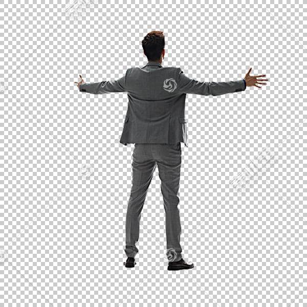 英俊的男人PNG剪贴画手,人,商人男人,男人,手,男人剪影,卡通,简,