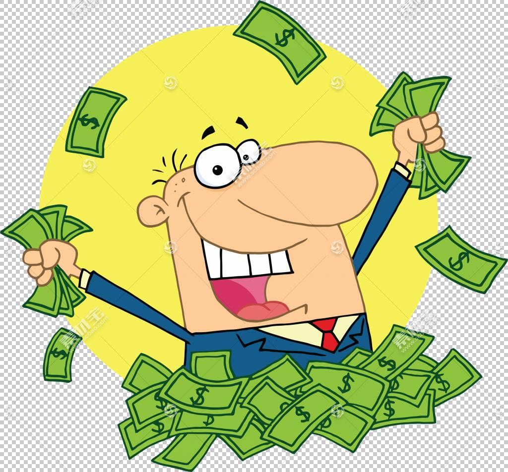 钱卡通版税,工资卡通的PNG剪贴画储蓄,食品,草,花卉,虚构人物,免