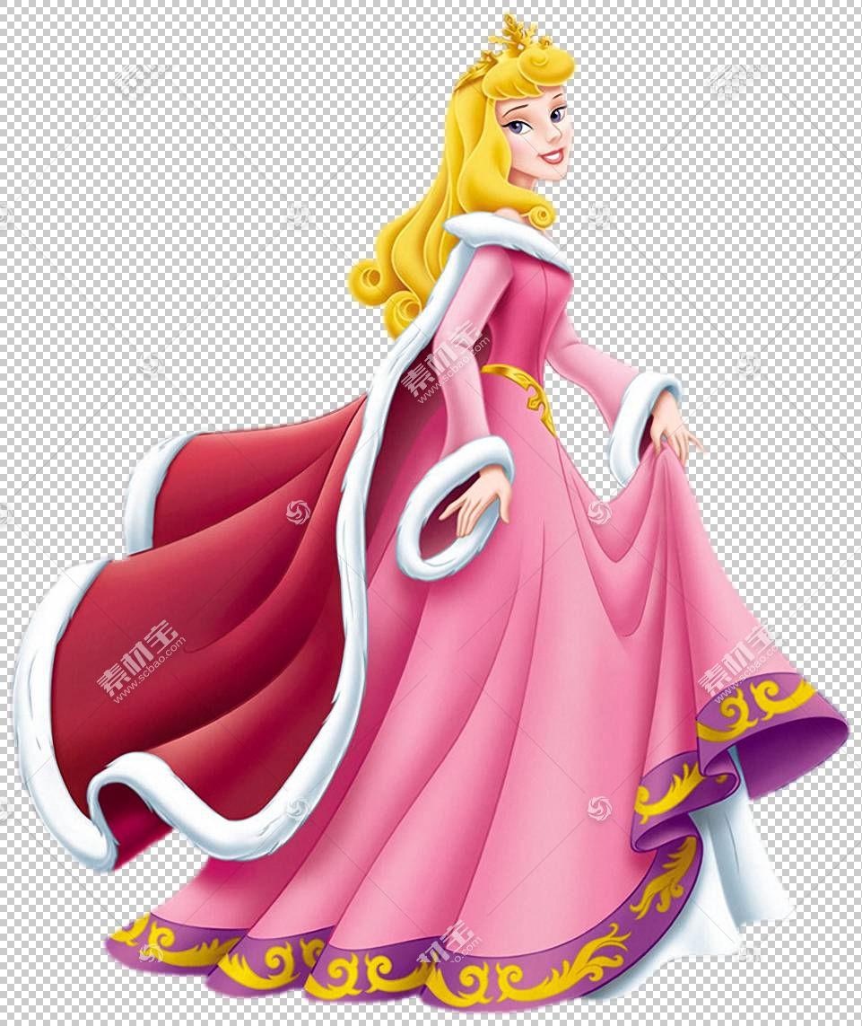 公主极光Belle Ariel灰姑娘白雪公主,透明极光,迪斯尼公主极光PNG