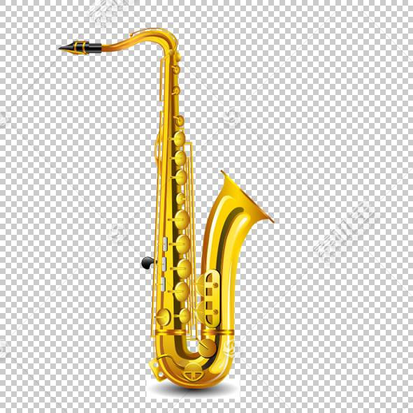 萨克斯管乐器卡通管弦乐队,乐器PNG剪贴画海报,铜管乐器,音乐笔记