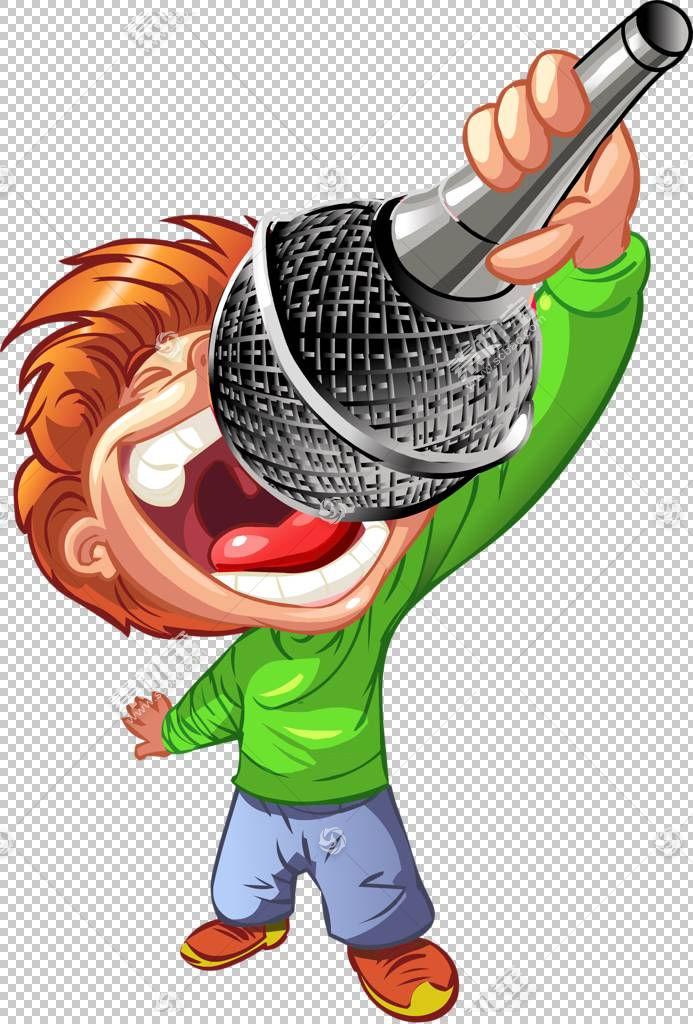 音乐卡通,儿童PNG剪贴画儿童,麦克风,食品,摄影,人民,royaltyfree