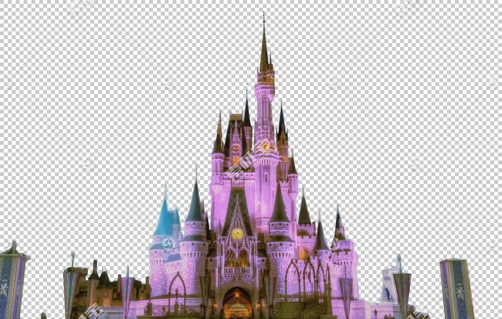 香港迪士尼乐园上海迪士尼乐园公园华特迪士尼公司灰姑娘城堡,迪