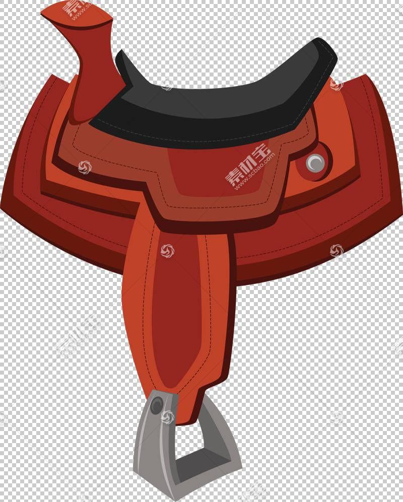 马Saddlebag西部马鞍,马鞍的PNG剪贴画牛仔,橙色,卡通,虚构人物,r