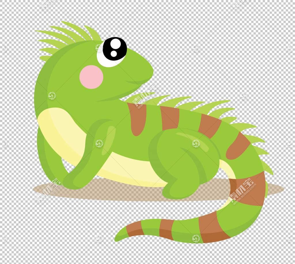 蜥蜴字母字母,卡通变色龙材料PNG剪贴画卡通人物,动物,卡通武器,