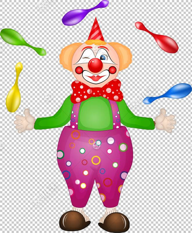 马戏团小丑股票摄影,滑稽的小丑PNG clipart食品,画,手,摄影,贺卡