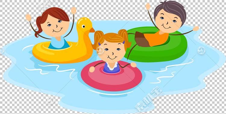 游泳儿童,游泳PNG剪贴画手,电脑,蹒跚学步,游泳池,男孩,卡通,免版