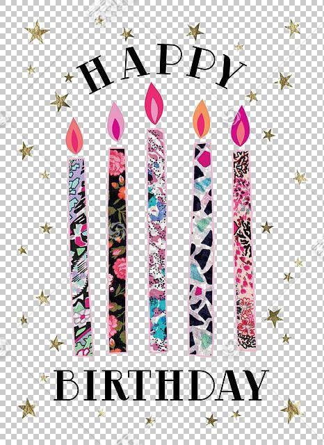 祝你生日快乐生日快乐祝贺贺卡,生日蜡烛PNG剪贴画希望,画,手,蜡
