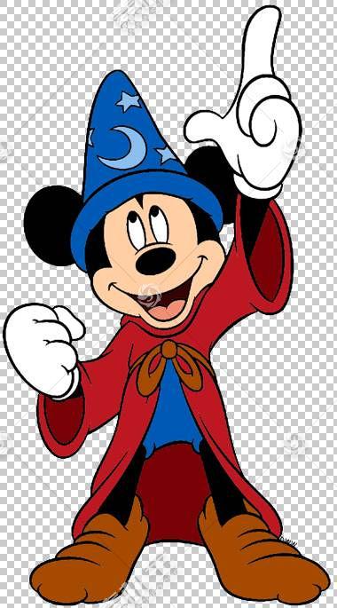 米老鼠米妮史诗米奇幻想曲魔法师的学徒,米老鼠PNG剪贴画英雄,虚