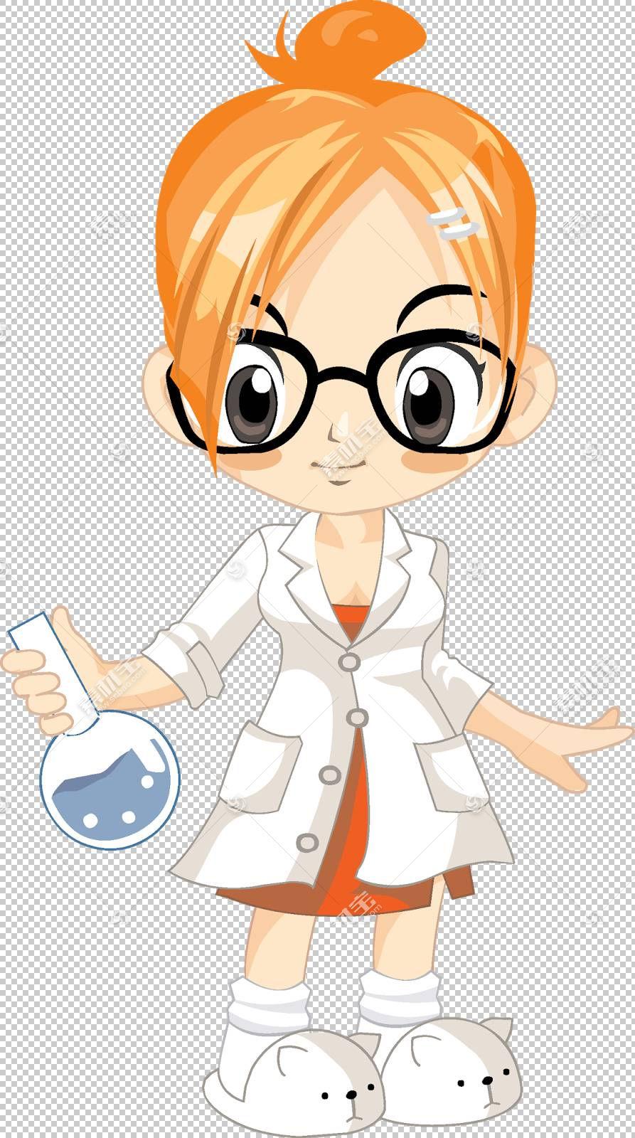 实验室科学化学,卡通人物PNG剪贴画孩子,手,男孩,人类,卡通,虚构
