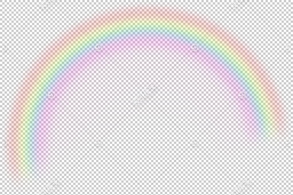 彩虹,透明彩虹,彩虹PNG剪贴画紫色,矩形,三角形,对称性,卡通,设计