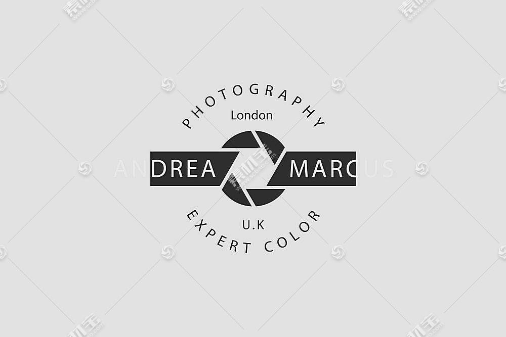 欧式标签形象创意LOGO设计