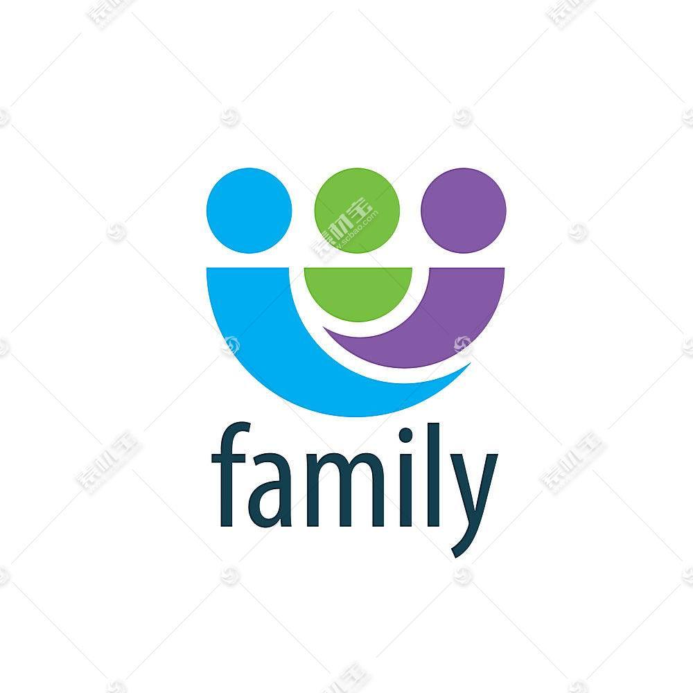 家庭形象创意LOGO设计