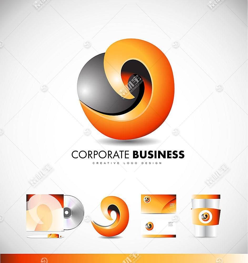 商务企业通用创意LOGO设计