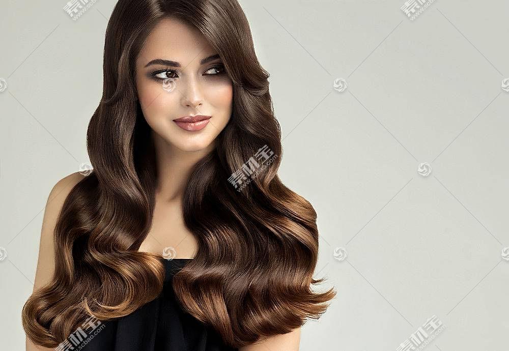 女人,模特,,妇女,女孩,黑发女人,长的,头发,棕色,眼睛,壁纸,(4)图片