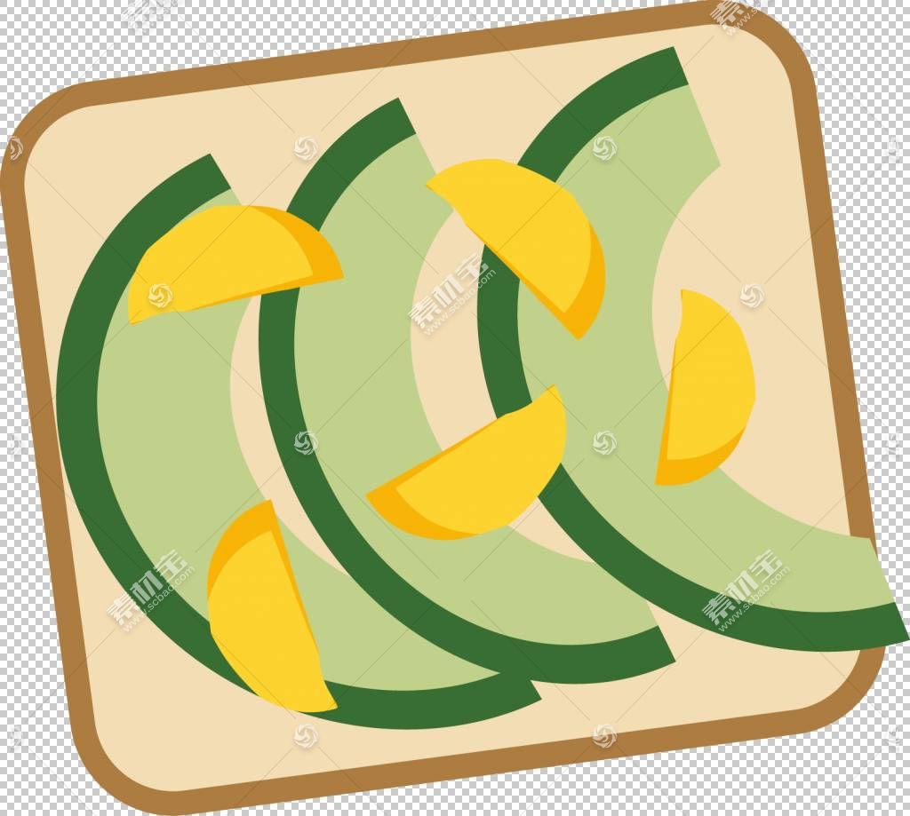 黄花,黄色,食物,花,水果,哈密瓜,面包,