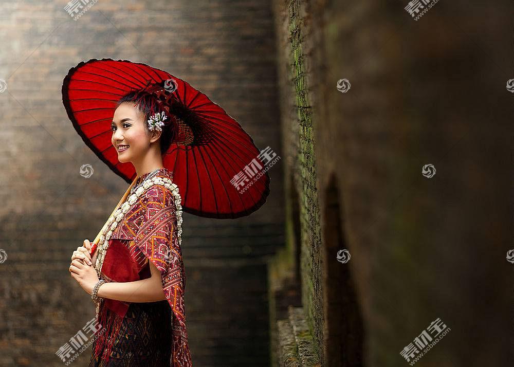 时尚美女人物摄影图片