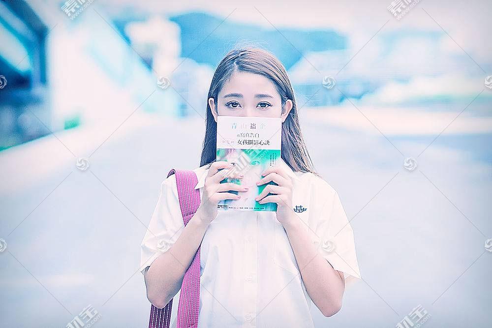 现代年轻女性高清摄影图图片