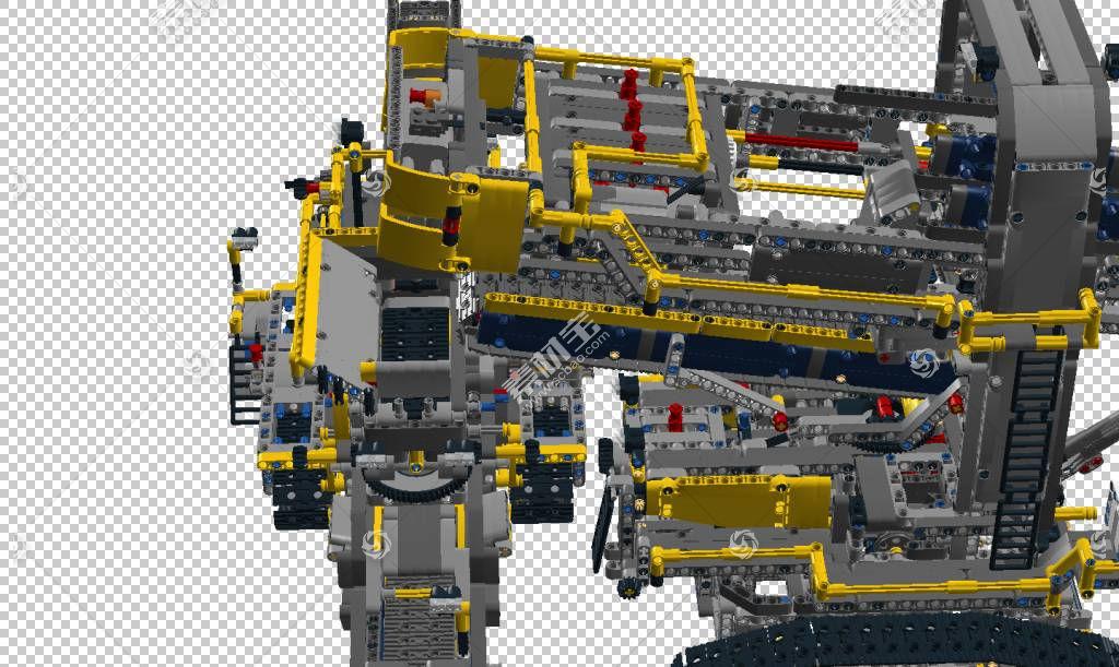 工程卡通,玩具,乐高集团,传送带系统,铲斗,工程学,挖掘机,传送带,