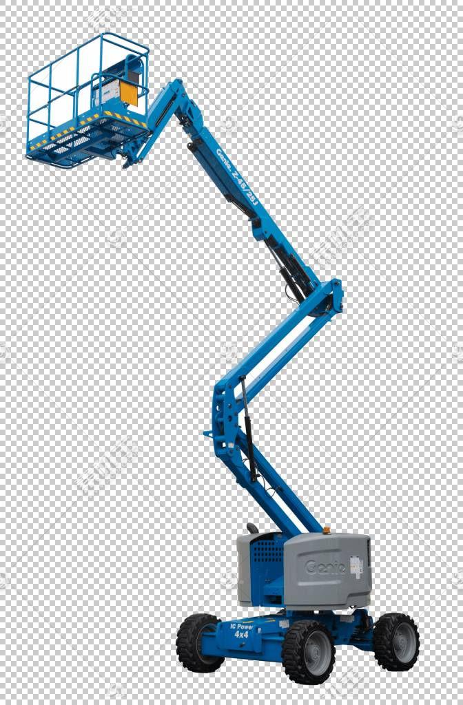 工程卡通,车辆,起重机,线路,机器,蓝色,物料搬运设备,皮带手提机,