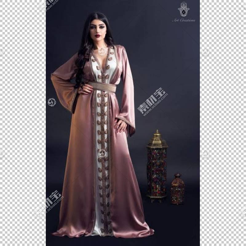 摩洛哥礼服,时装设计,桃子,高级时装,长袍,服装,时尚模特,正式着