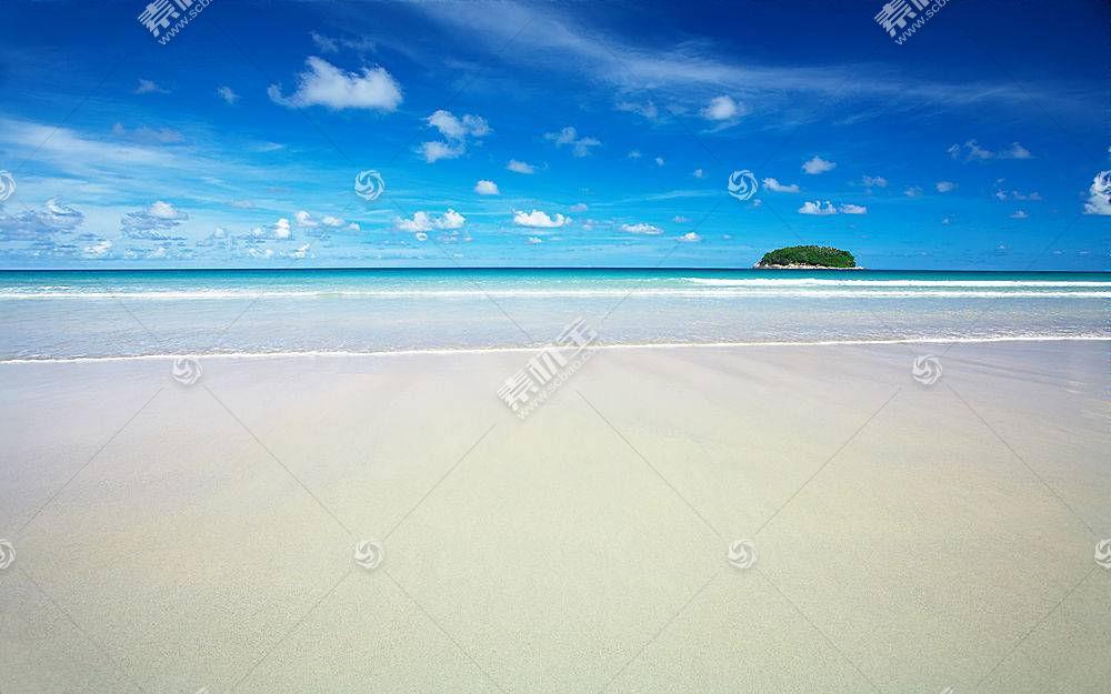 106405,地球,海滩,壁纸图片