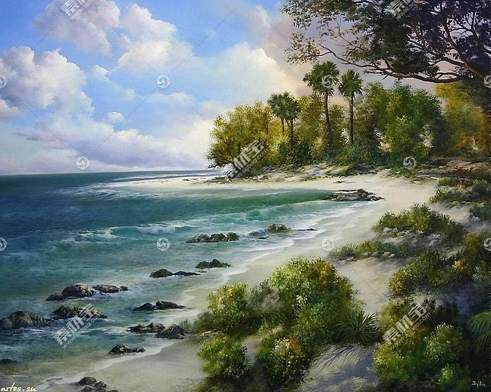 122787,地球,海滩,壁纸图片