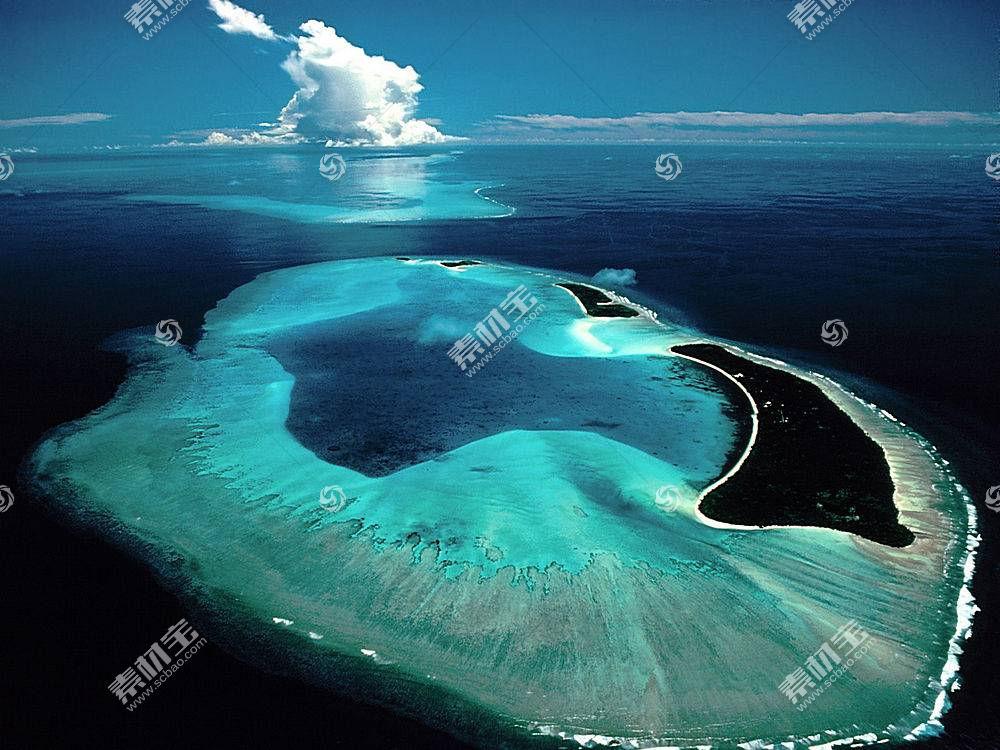 43473,地球,海滩,壁纸图片