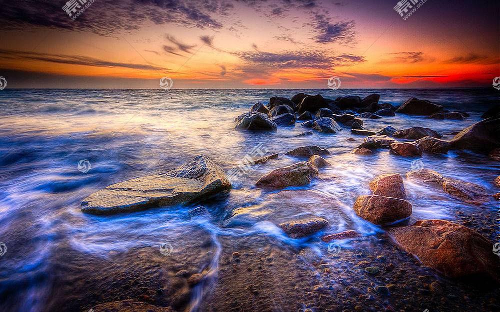 115723,地球,海滩,壁纸图片