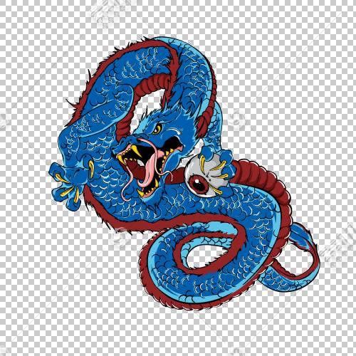 欧几里德龙,蓝龙PNG剪贴画传奇生物,蓝色,龙,生日快乐矢量图像,虚