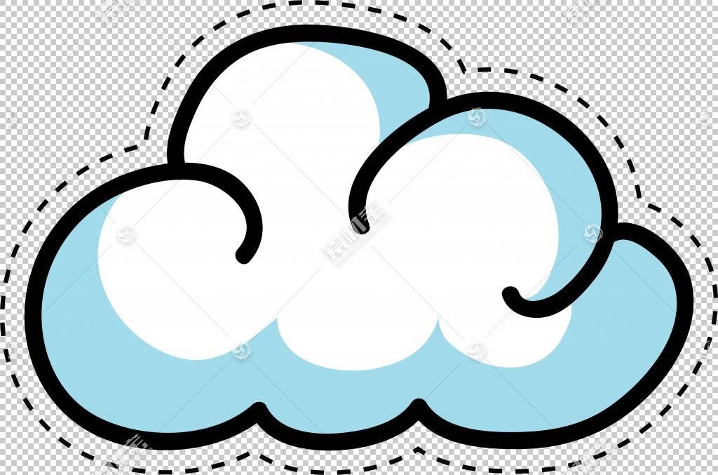 云白,白卡通云PNG剪贴画卡通人物,白色,文本,大气层,黑色白色,云