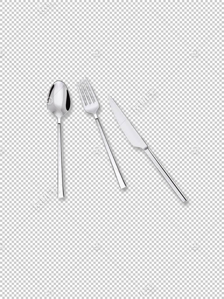 刀叉,刀和叉PNG剪贴画角度,封装的PostScript,叉子和刀子,叉子,长图片