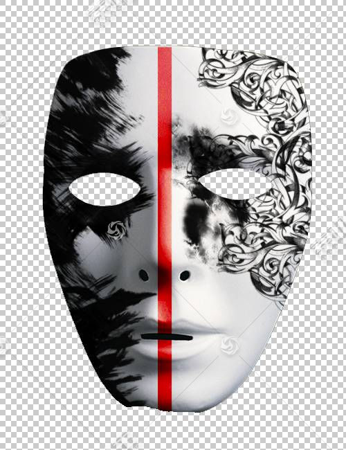 面具概念艺术,化妆舞会PNG剪贴画脸,万圣节服装,deviantArt,嘉年