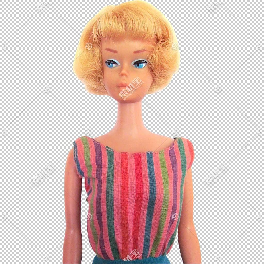 芭比,生活在梦幻娃娃美泰美国女孩,芭比PNG剪贴画女孩,头发,娃娃,图片