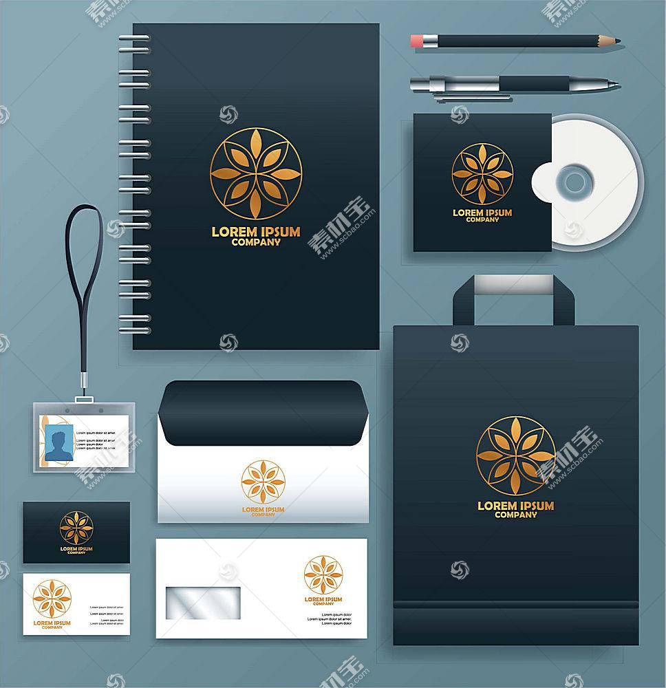 企业VI模板设计