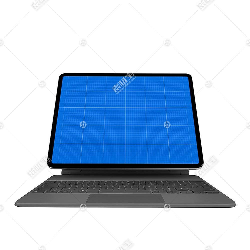 平板电脑PSD素材