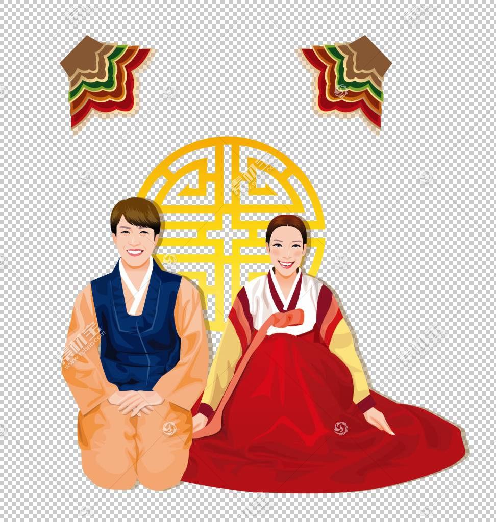 韩国T恤,服装,外衣,T恤衫,绘图,传统,服装,连衣裙,民间服饰,韩服,
