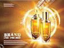 电商女性护肤品化妆品海报模板